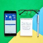 Perfil pessoal para empresa no Facebook